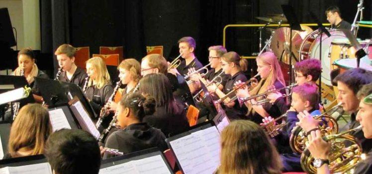Musikverein Grafenrheinfeld Youngsters und JBO Nachwuchskonzert 2013