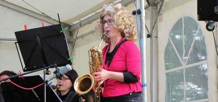 Musikverein Grafenrheinfeld SBO Fröschlochfest 2014