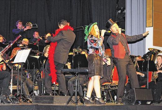 Musikverein Grafenrheinfeld Musical Konzert Anne Kulawik Michael Schopf SBO