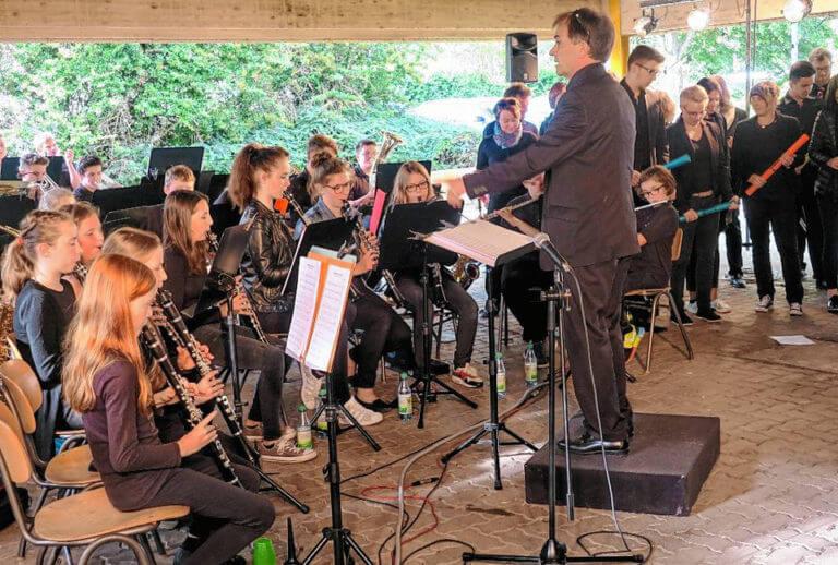 Musikverein Grafenrheinfeld Sommer Serenade 2016