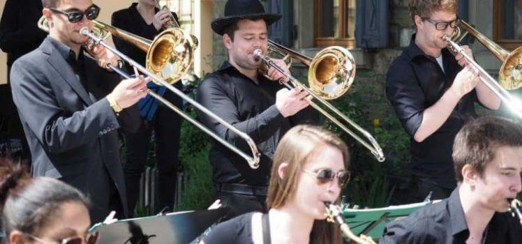 Musikverein Grafenrheinfeld Brasshoppers Bigband