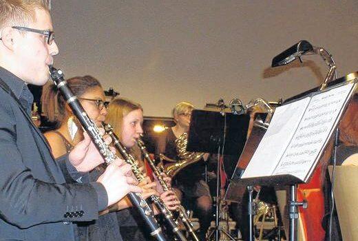 Musikverein Grafenrheinfeld SBO Frühjahrskonzert 2014