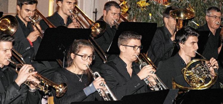 Weihnachtskonzert Musikverein Grafenrheinfeld 2015