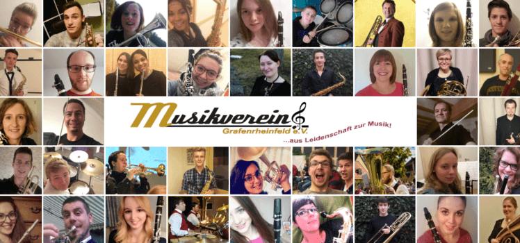 Musikverein Grafenrheinfeld Aus Leidenschaft zur Musik