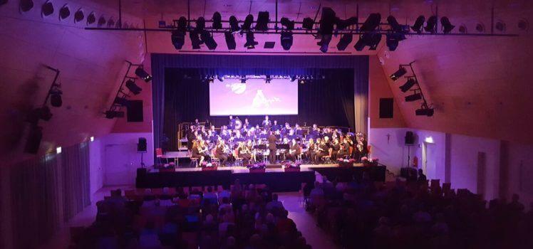 Musikverein Grafenrheinfeld Konzert Kulturhalle