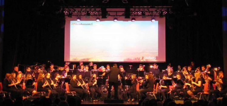 Musikverein Grafenrheinfeld Frühjahrskonzert 2015 SBO