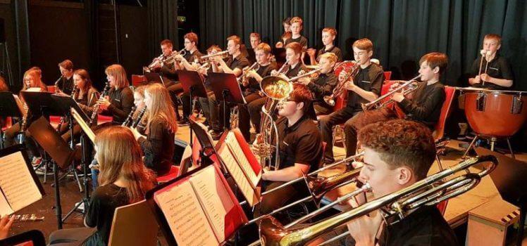 Musikverein Grafenrheinfeld Jugendblasorchester JBO