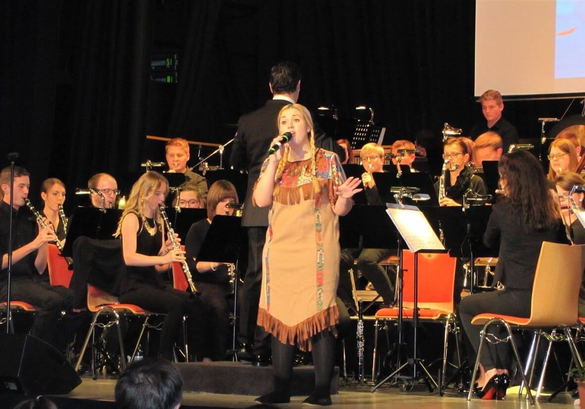 Anne Kulawik Pokahontas SBO Grafenrheinfeld Im Rausch der Filme 2016