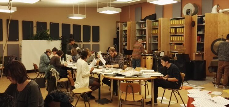Musikverein Grafenrheinfeld Notenaktion Bud Spencer Abend