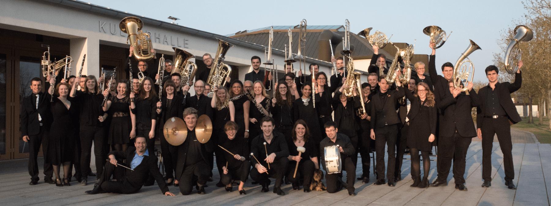 Mythen Legenden Sagen Musikverein Grafenrheinfeld Frühjahrskonzert 2017 Kulturhalle