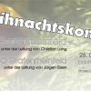 Musikverein Grafenrheinfeld Weihnachten 2017 Advent Konzert Pfarrkirche Symphonisches Blasorchester Jugendblasorchester JBO Schweinfurt Christian Lang Jürgen Elsen