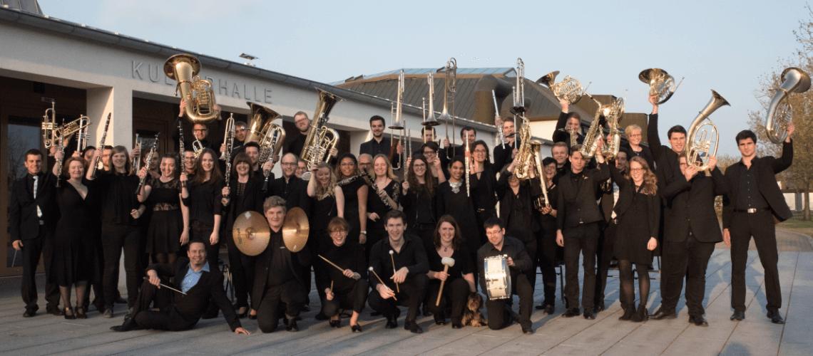 Musikverein Grafenrheinfeld Symphonisches Blasorchester SBO Kulturhalle Christian Lang Frühjahrskonzert 2017