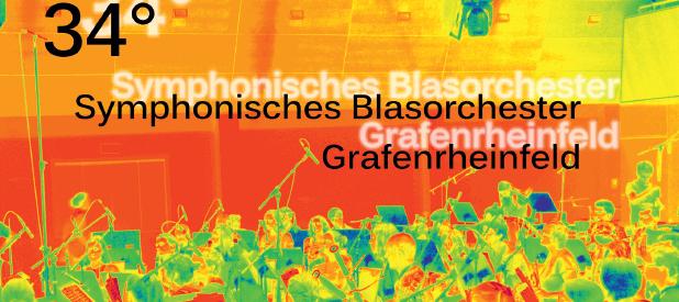 Musikverein Grafenrheinfeld SBO 34 Grad CD