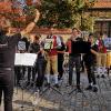 Musikverein Grafenrheinfeld JBO Youngsters Nachwuchs Orchester Jugendblasorchester Jürgen Elsen Kirchweih Grafenrheinfeld Rafeld Schweinfurt 2018 Kirm