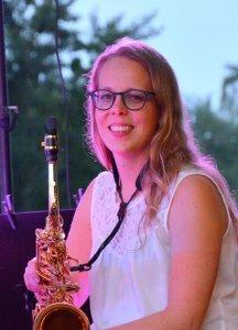 Magdi Magdalena Haßelbacher Musikverein Grafenrheinfeld Schweinfurt Jugendblasorchester JBO Nachwuchs Youngsters Dirigent