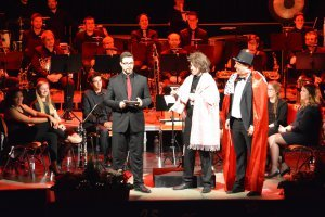 Musikverein Grafenrheinfeld 25 Jahre Symphonisches Blasorchester SBO Linus Trapp Raphael Schollenberger Florian Flo Lutz Hit Giganten