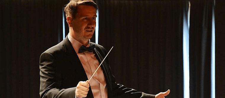 Raphael Schollenberger Musikverein Grafenrheinfeld SBO Symphonisches Blasorchester Mainpost