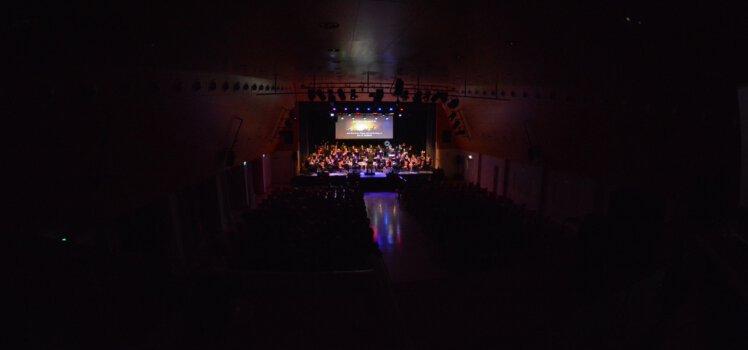 Musikverein Grafenrheinfeld Musik SBO Raphael Schollenberger Kulturhalle Grafenrheinfeld Schweinfurt