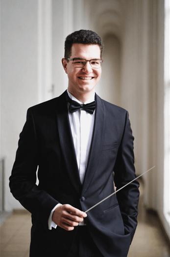 Julius Geiger Musikverein SBO Grafenrheinfeld Dirigent symphonisches Blasorchester Unterfranken