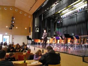 Musikverein Grafenrheinfeld Kaffee- und Kuchenkonzert 2013 Nachwuchs Waigolshausen Theilheim Wipfeld Werneck