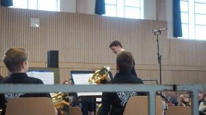 Musikverein Grafenrheinfeld Kaffe- und Kuchenkonzert 2013 Nachwuchs Waigolshausen Theilheim Wipfeld Werneck